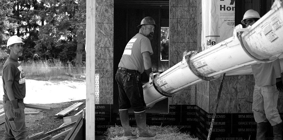 Chinook Contractors Crew