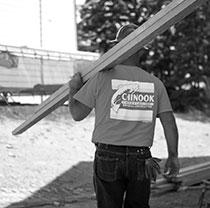 Chinook Contractor Workmanship